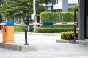 Automatic Electronic Vehicle Barrier