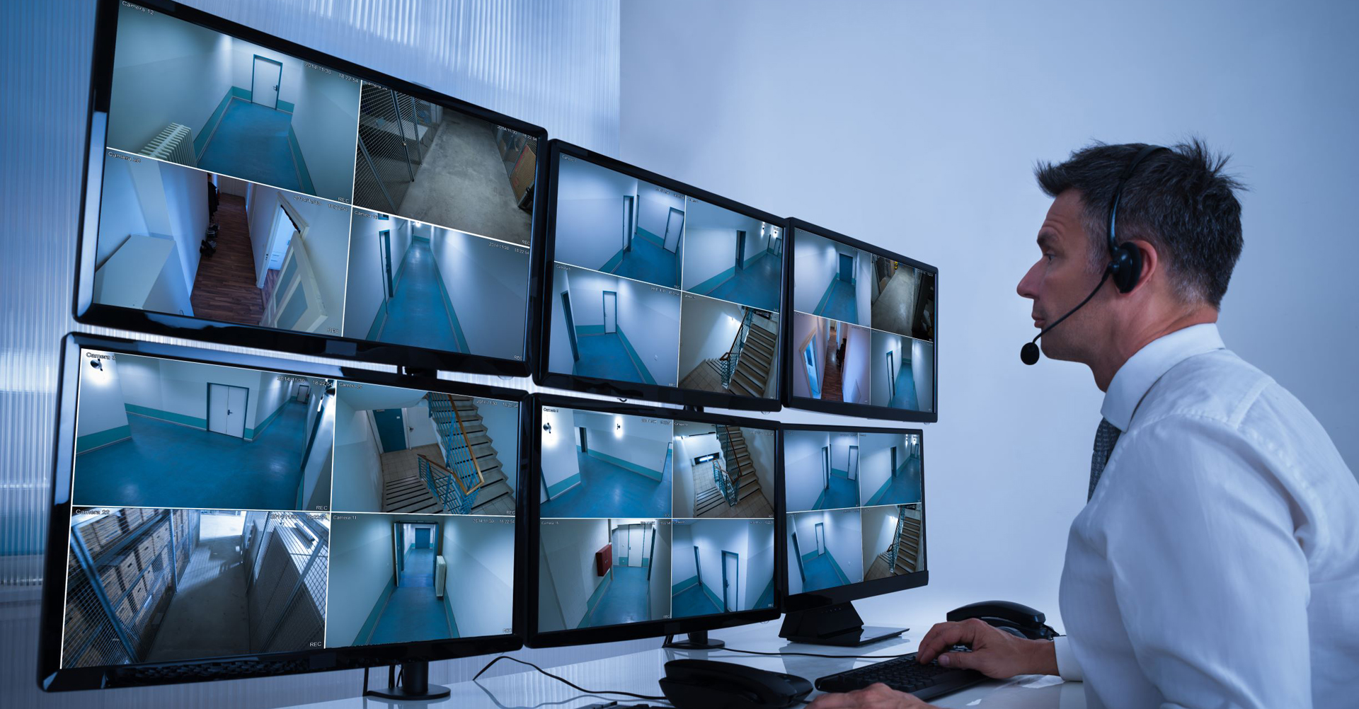 commercial camera systems